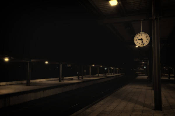 Photograph - Station In Nine by Pablo Lopez