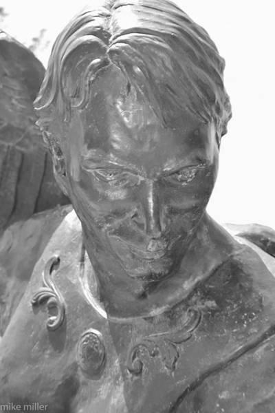 Michael Miller Wall Art - Photograph - Statue by Michael Miller