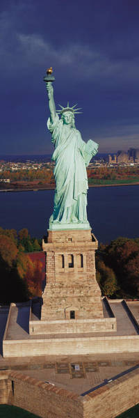 Immigrant Photograph - Statue Of Liberty, Nyc, New York City by Panoramic Images