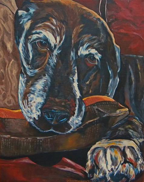 Painting - Stax by Patti Schermerhorn