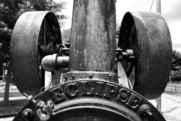 Photograph - Steam Engine by George Taylor