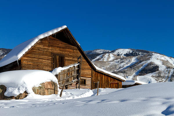 Photograph - Steamboat Springs Colorado by Teri Virbickis