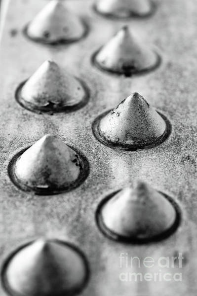 Chocolate Wall Art - Photograph - Steel Kisses by Charles Dobbs