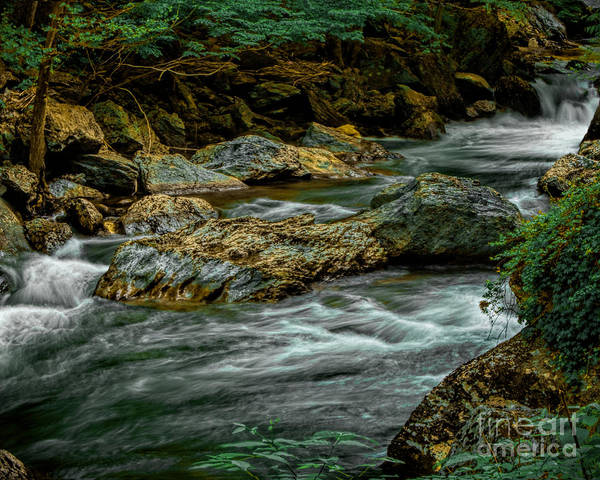 Photograph - Steel Stream by Dave Bosse