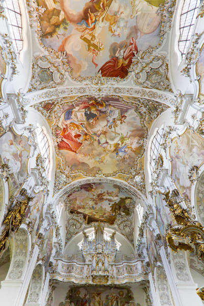 Photograph - Steingaden Abbey by Jenny Setchell
