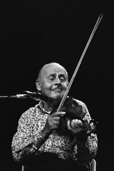 Photograph - Stephane Grappelli   by Dragan Kudjerski
