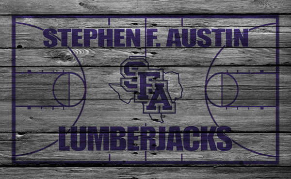 F-4 Wall Art - Photograph - Stephen F Austin Lumberjacks by Joe Hamilton