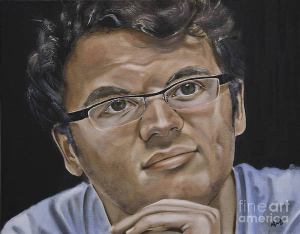 Painting - Stephen Sutton - All Proceeds To Tct by James Lavott