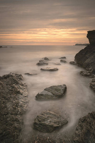West Wales Photograph - Stepping Stones To Oblivion by Andy Astbury