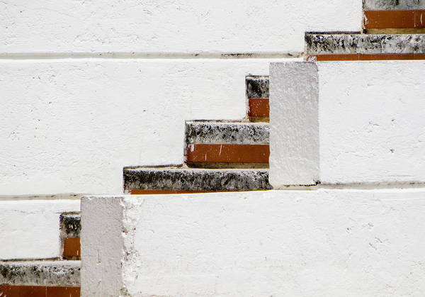 Photograph - Steps Abstract. Havana Cuba. by Rob Huntley