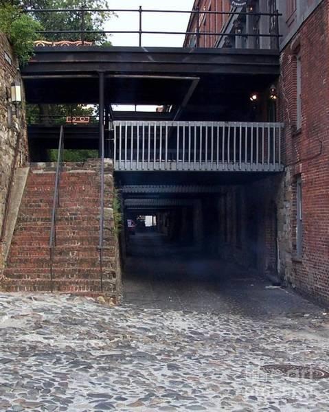 Photograph - Steps And Bridges by David Neace