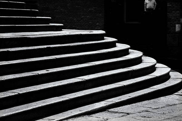 Wall Art - Photograph - Steps Beyond by Madeline Ellis