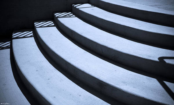 Wall Art - Photograph - Steps by Madeline Ellis