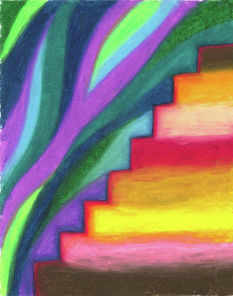 Painting - Steps To The Future by Carrie MaKenna