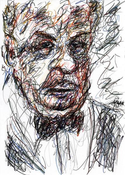 Drawing - Stern by Rachel Scott