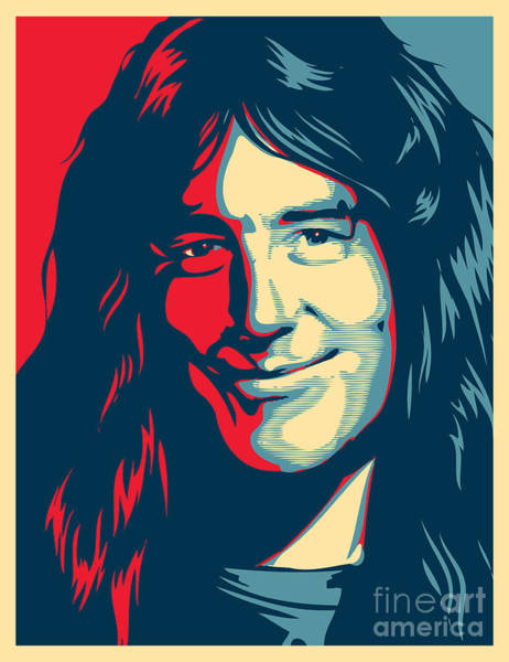 Maiden Wall Art - Digital Art - Steve Harris by Geek N Rock