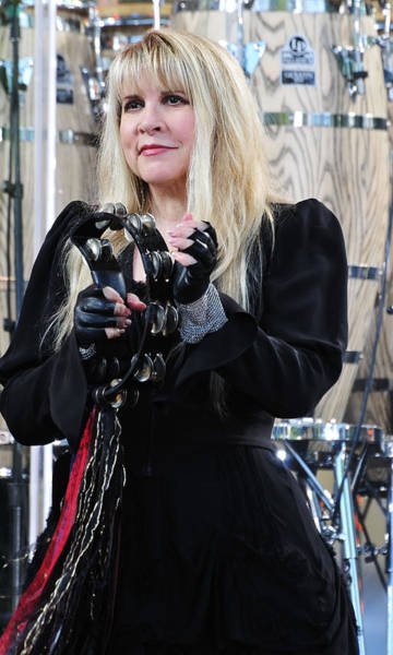 Stevie Nicks Photograph - Stevie Nicks by Patricia Schlein