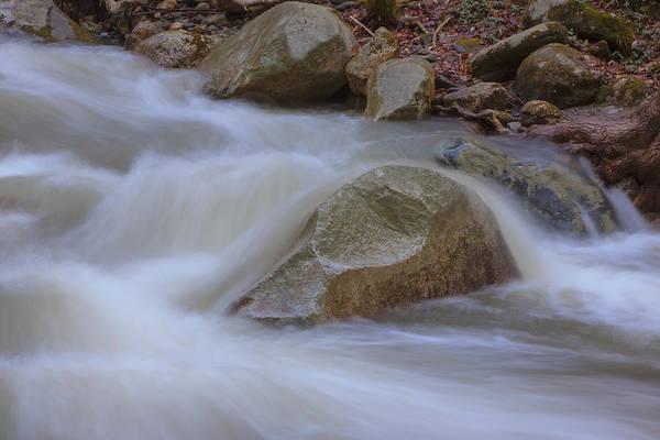 Photograph - Stickney Brook Rock by Tom Singleton