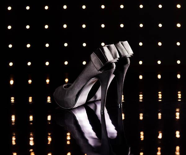 Photograph - Stilettos  by U Schade