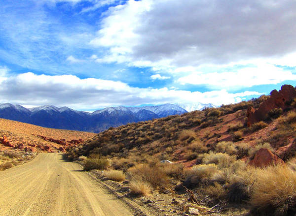 Bishop Hill Photograph - Still Driving by Marilyn Diaz