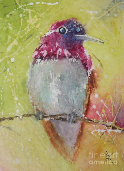 Painting - Still For A Moment by Carol Losinski Naylor