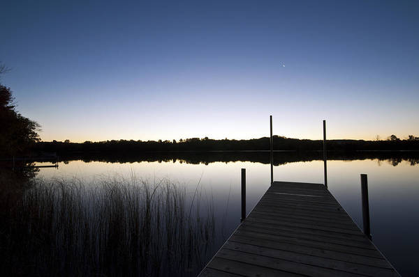 Photograph - Still Lake by Russell Todd