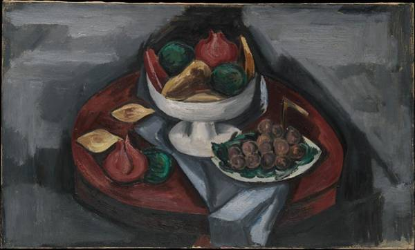 Central America Painting - Still Life No. 2 by Marsden Hartley