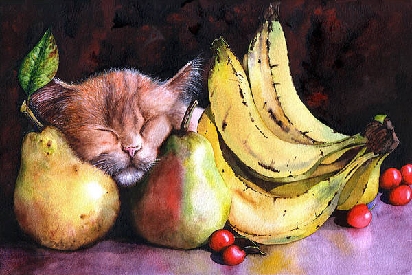 Painting - Still Life by Peter Williams