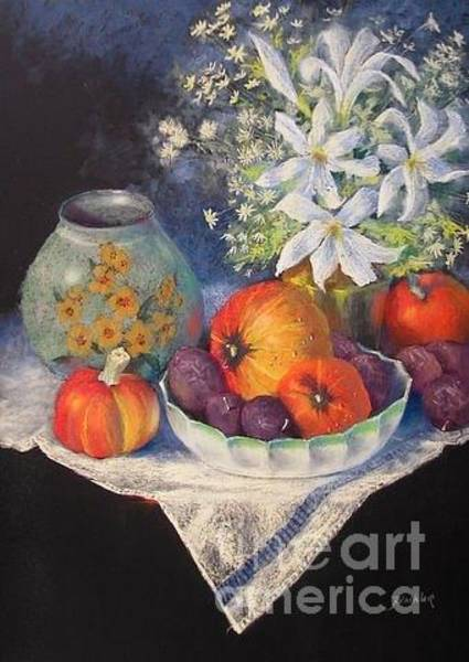 Painting - Still Life With Cuban Vase by Julia Blackler