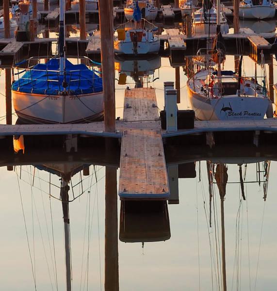 Still Sailing Art Print