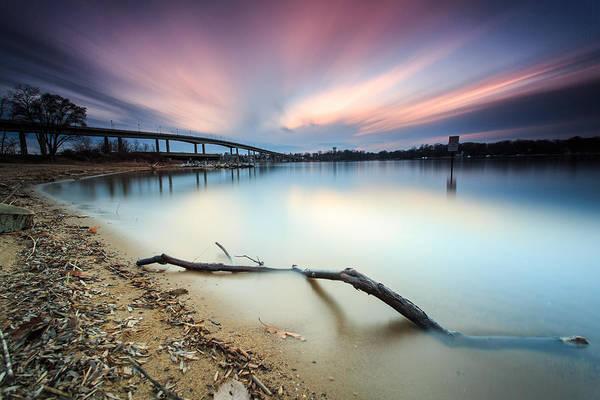 Wall Art - Photograph - Still Sunset - Jonas Green by Jennifer Casey