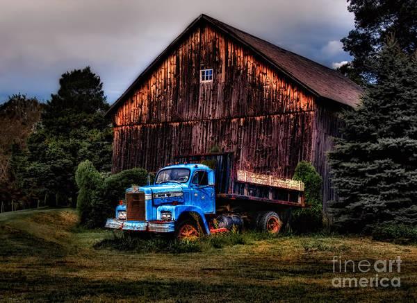 Photograph - Still Truckin by Susan Candelario