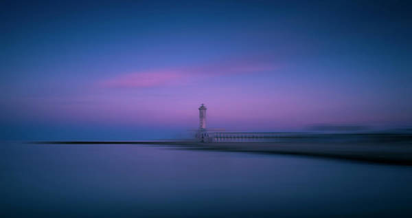 Pastel Photograph - Stillness... by Carmine Chiriaco'