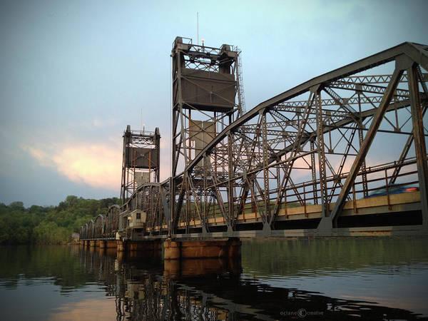 Photograph - Stillwater Lift Bridge by Tim Nyberg
