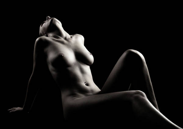 Sensuality Wall Art - Photograph - Stithi by Paul Ikones