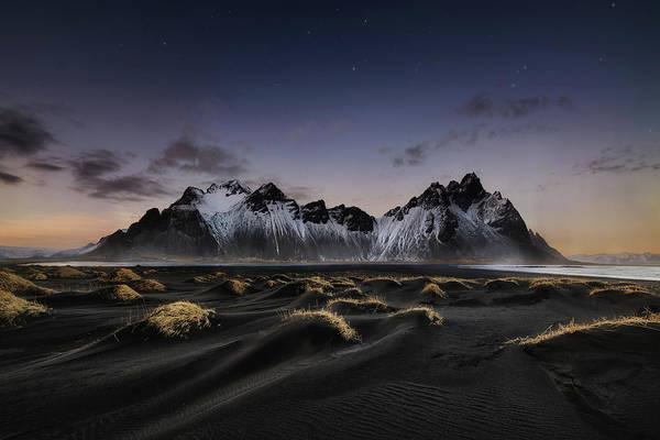 Coast Photograph - Stokksnes Vi by Juan Pablo De