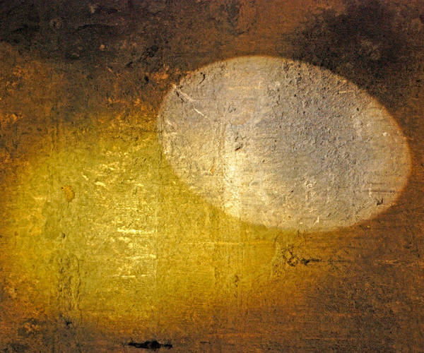 Photograph - Stone And Light 01 by Gene Norris