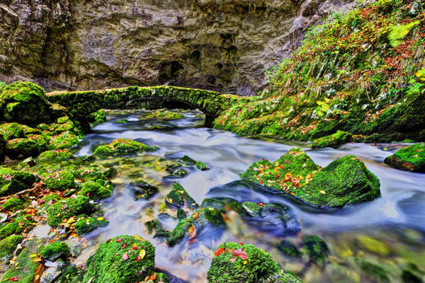 Photograph - Stone Bridge by Ivan Slosar