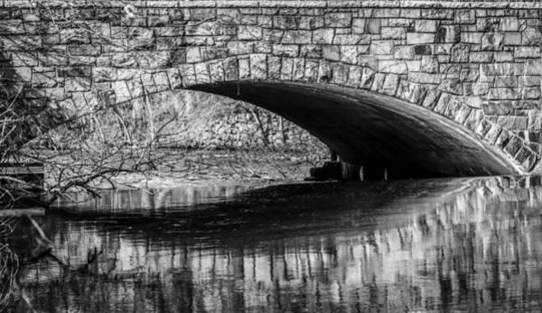 Photograph - Stone Bridge by Robert Mitchell
