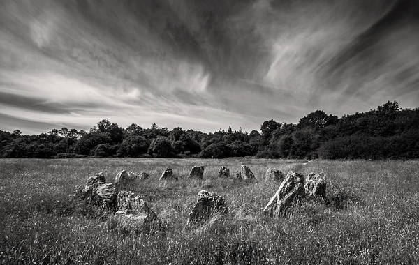 Photograph - Stone Circle Ireland by Pierre Leclerc Photography
