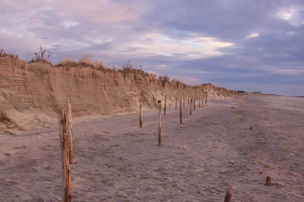 Photograph - Stone Harbor Beach by Tom Singleton