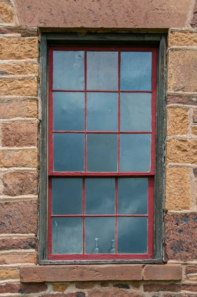 Photograph - Stone House Window by Guy Whiteley