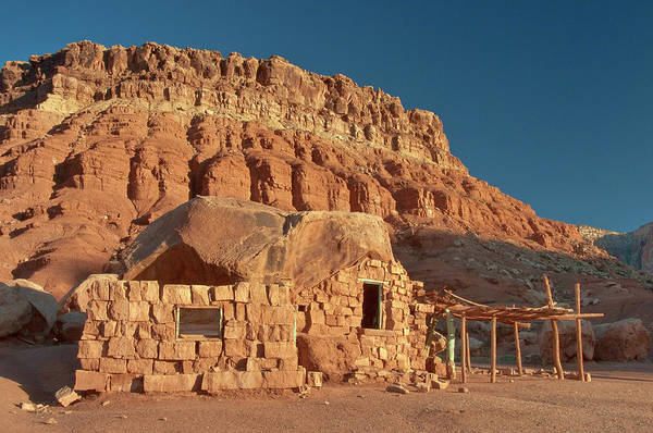 Vermilion Cliffs National Monument Wall Art - Photograph - Stone House by Witold Skrypczak