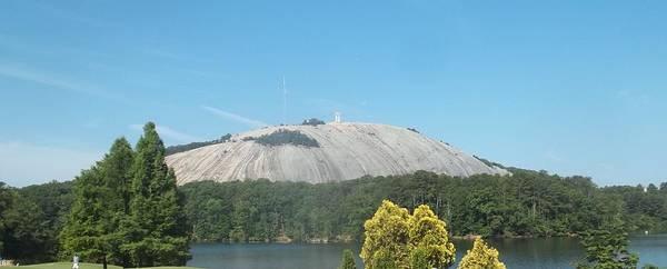 Wall Art - Photograph - Stone Mountain I by James Potts