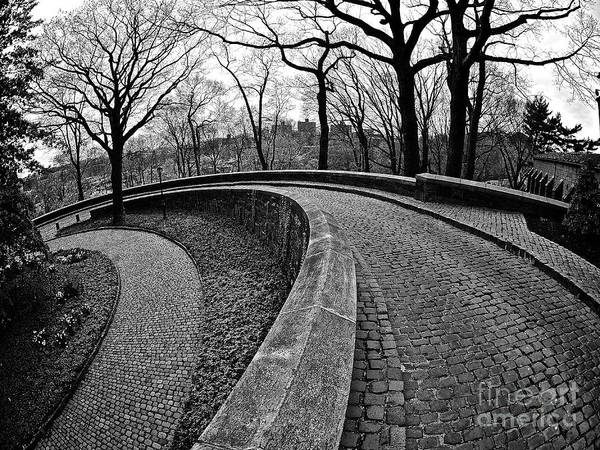 Wall Art - Photograph - Stone Road And Path by Mark Miller