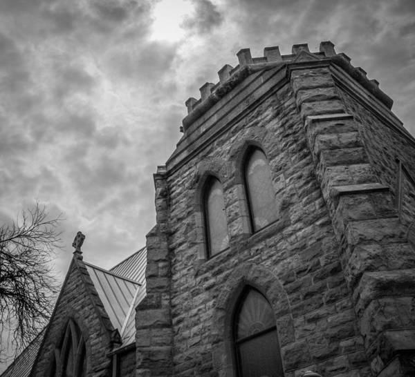 Photograph - Stone Sky by Jeff Mize
