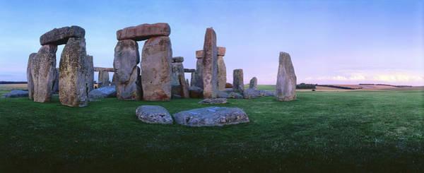 Photograph - Stonehenge At Dusk by Holger Leue