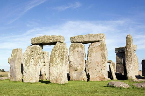 Wall Art - Photograph - Stonehenge by Daniel Sambraus/science Photo Library