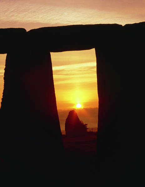Wall Art - Photograph - Stonehenge by Robin Scagell/science Photo Library