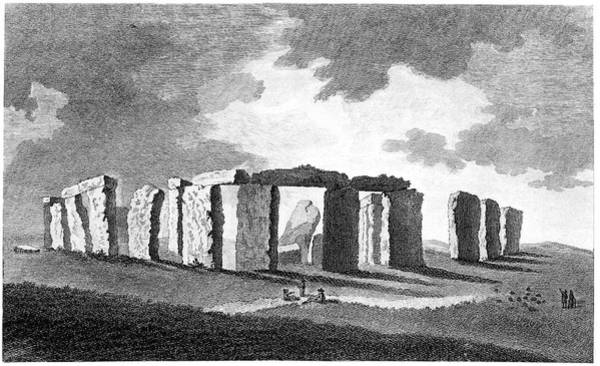 Wall Art - Photograph - Stonehenge by Royal Astronomical Society/science Photo Library